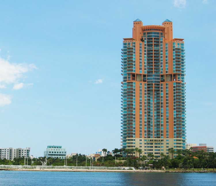 Portofino Tower Miami Beach