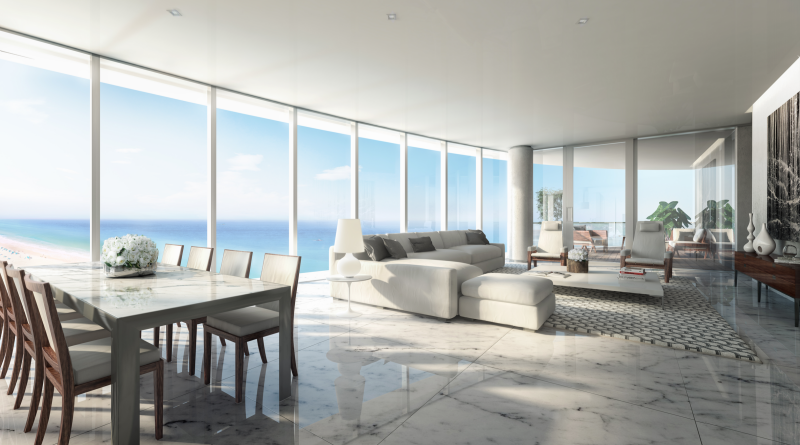 Ritz Carlton Sunny Isles Bedroom