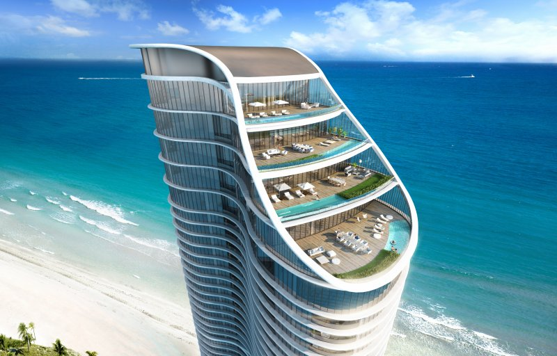 Ritz Carlton Residences Sunny Isles Beach Miami